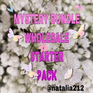 6 Pack Mystery bundle wholesale starter Pack.